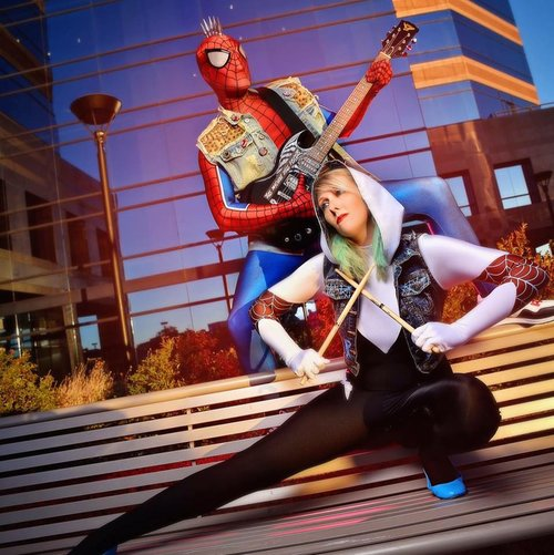 greensboro comicon cosplay